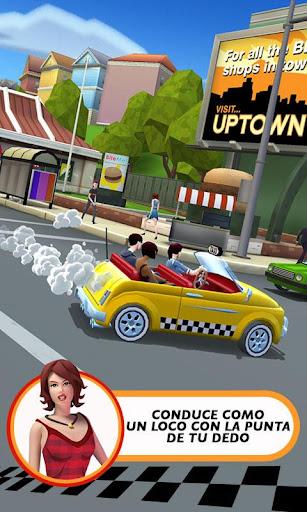 Crazy Taxi™ City Rush apk mod capturas de pantalla 2