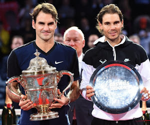 Dat wordt uniek! Nadal en Federer dubbelen samen