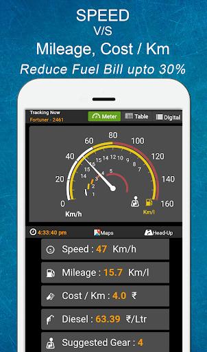 Fuel abc: Save Vehicle Fuel, Mileage, Reminders RC screenshots 1