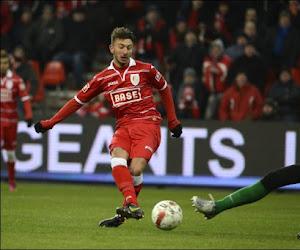 Sans club, un produit du Standard intéresse la Ligue 2