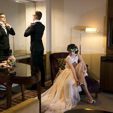 Wedding photographer Olesya Orlova (GreenFoxy). Photo of 13.08.2015