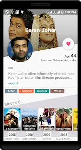 Shah Rukh Khan Bollywood Movies, Kajol SRK romance App Download For Android 8