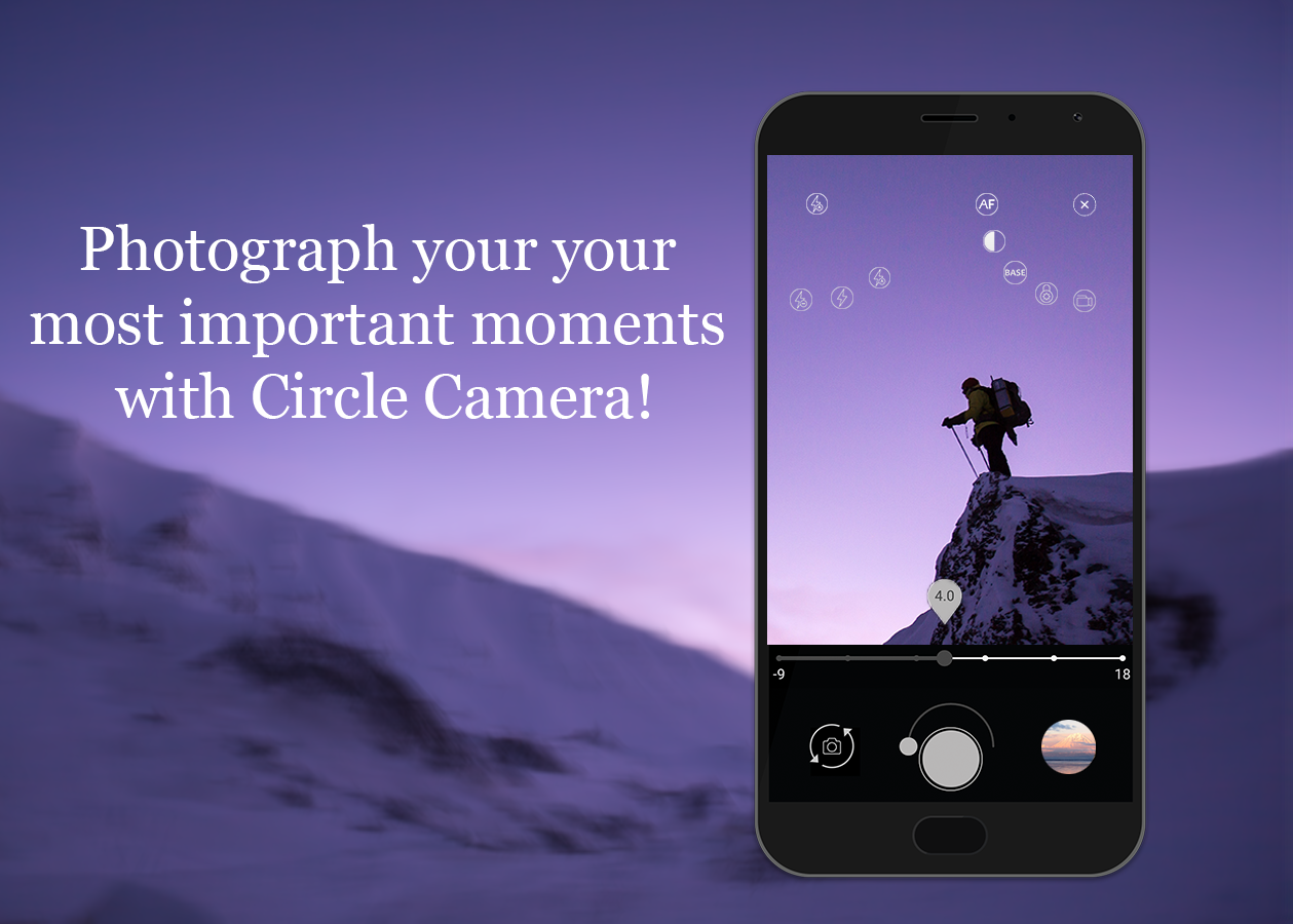 Circle Camera- screenshot