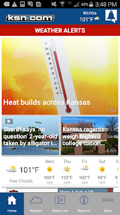 KSN Kansas News and Weather- screenshot thumbnail