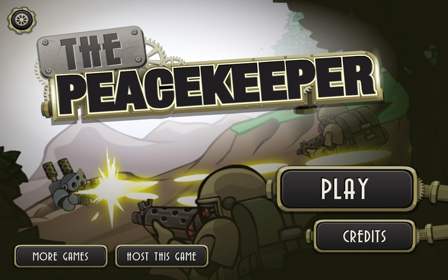 Peacekeeper- screenshot