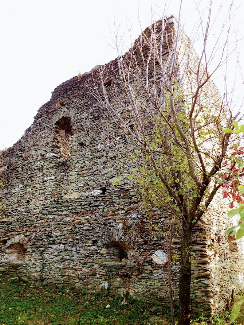 Bozsok - kolostorrom