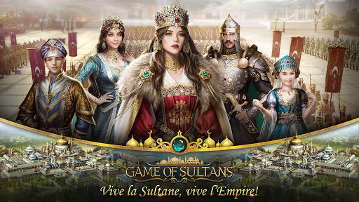 Game of Sultans astuce APK MOD capture d'écran 1