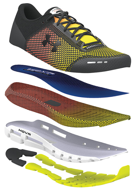 best service 94c4b fea25 Health  Hi-tech shoe might just steal your running coach s job