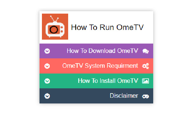How To Run OmeTV on PC