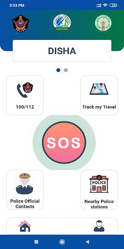 Disha SOS hack tool