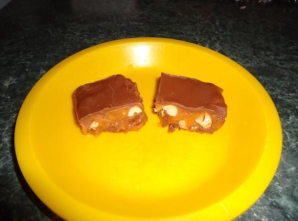 Snickers Fudge Recipe