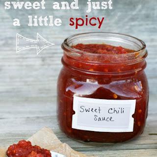 Sweet Chili Sauce.