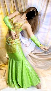 Dancer Hot Fashion Photo Montage - náhled