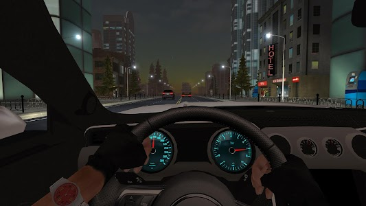 Traffic Driver v1.00 Mod Money