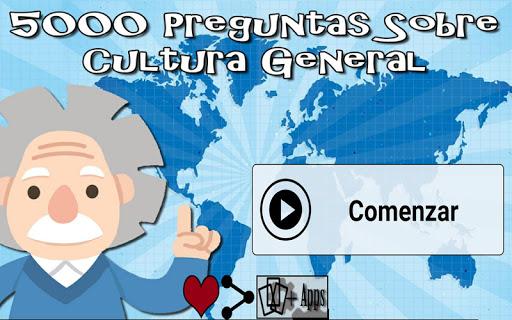 5000 Preguntas sobre Cultura General screenshots 1