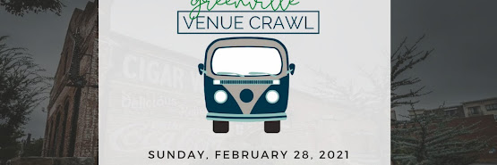 Greenville Venue Crawl