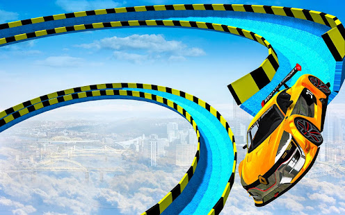 Download Mega Ramp Impossible : Car Stunt For PC Windows and Mac apk screenshot 8