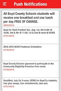 Boyd County Schools- screenshot thumbnail