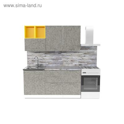 Кухонный гарнитур Валерия стандарт 4 1600 мм