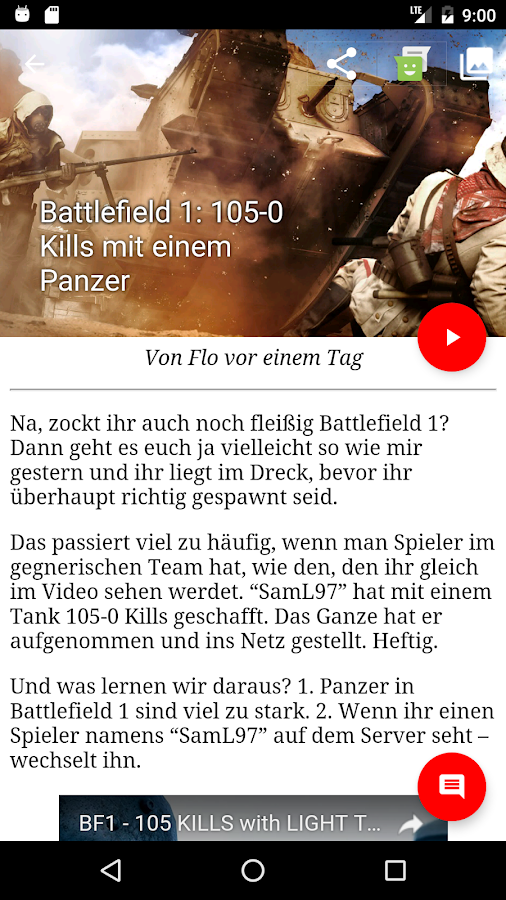 RebelGamer - News für Gamer- screenshot
