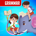 English Grammar and Vocabulary for Kids icon