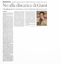 Photo: Il Quotidiano 9.02.2014, pag. 32