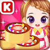 셰프쥬디: 빵 만들기-어린 여자 아이 요리 게임