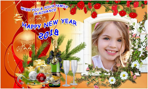 New Year Photo Frames 2018 - Apps on Google Play