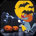 Oggy Halloween icon