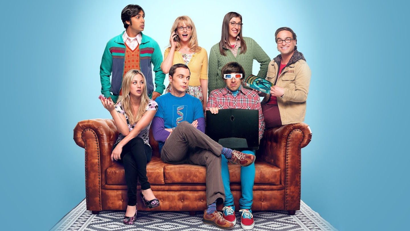 Watch The Big Bang Theory live