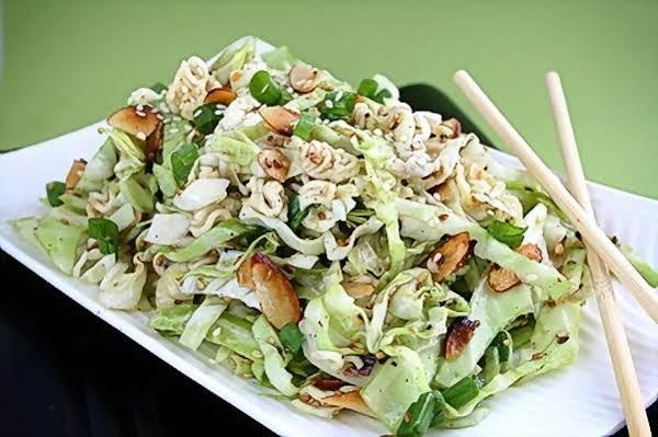Chinese Cabbage Salad Recipe