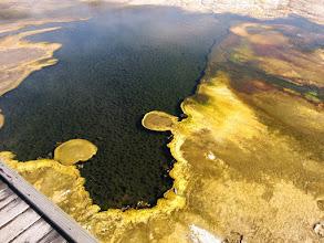 Photo: Then we walked around Geyser Basin