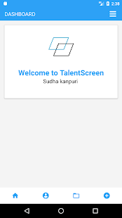 TalentScreen - náhled