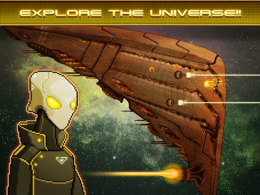 Download Pixel Starshipsu2122 : Hyperspace MOD APK 9