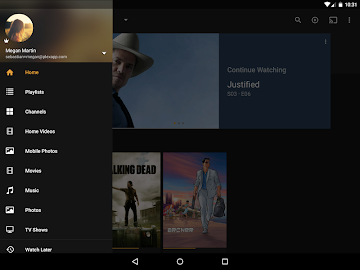 Plex for Android Screenshot 16