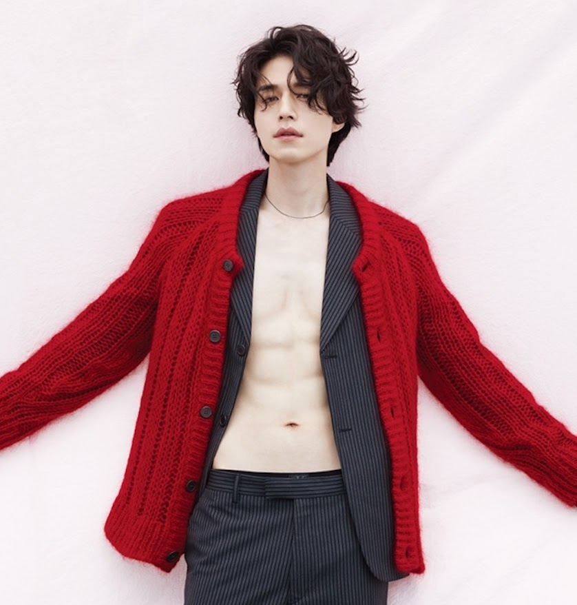 lee dong wook nylon 2019 4