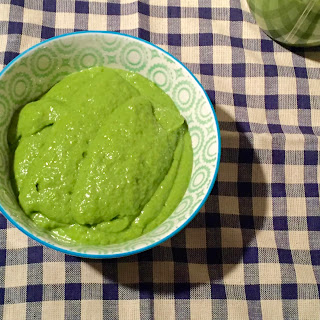 Kale-Spiked Guacamole