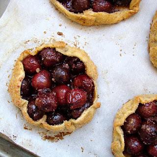 Sweet Cherry Crostadas