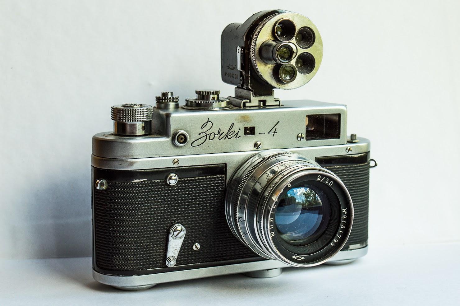 Зорький-4 з юпітером 8