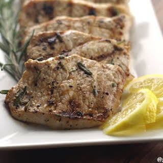 Easy Pork Loins (5 Ingredients).