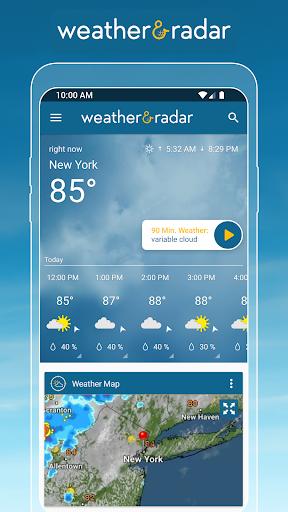 Weather & Radar USA - Severe weather alerts Apk 1