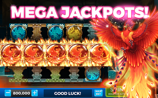 Jackpotjoy Slots - NEW Slot Machines Games 19.0.0000 screenshots 14