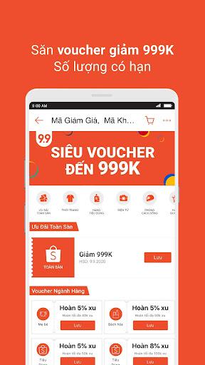 Shopee 9.9 Ngu00e0y Siu00eau Mua Su1eafm modavailable screenshots 6