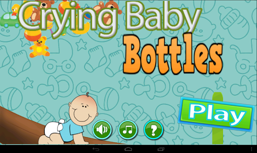 Collect Crying Baby Bottles