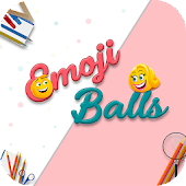 Line Draw Puzzle - Emoji Love Balls Games Android APK Download Free By Vasundhara Game Studios