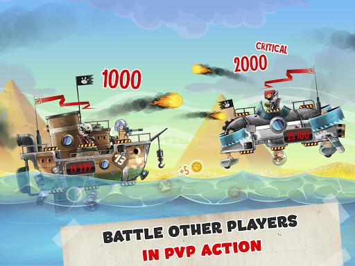 Cats vs Pigs: Battle Arena 1.0.3 screenshots 7