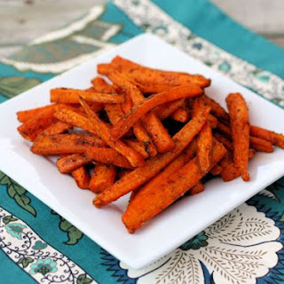 Moroccan-Spiced Roasted Carrots