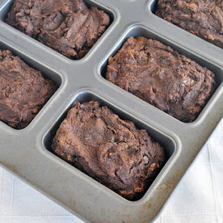 Chocolate Pumpkin Loaves