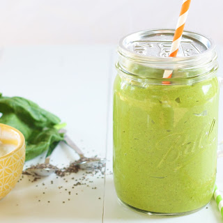 The Perfect Pregnancy Smoothie.