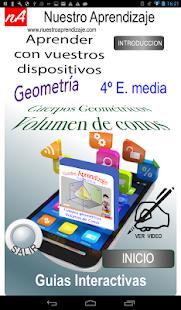 Volumen de Conos - náhled